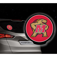 Maryland Terps NCAA Power Decal