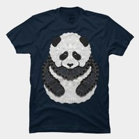 Little Panda T Shirt By Myartlovepassion Design By Humans