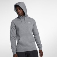 Jordan Jumpman Air Men's Fleece Pullover Hoodie. Nike.com