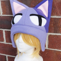Bob the Cat - Animal Crossing - A winter, nerdy, geekery gift!