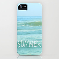 SUMMER. Vintage iPhone Case by Guido Montañés | Society6