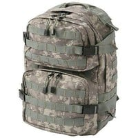 New Digital Camo Army Backpack Military Tote Bag Water Resistant CarryOn Luggage