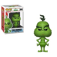 Grinch Funko Pop! Movies The Grinch