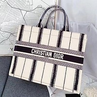 Dior shopping bag kaleidoscope shopping bag Square Type Handbag Shoulder Bag