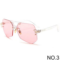 TOM FORD 2018 new men and women fashion sunglasses F-8090-YJ NO.3