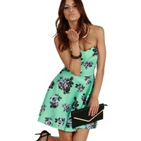 SALE-50 Shades of Roses Dress