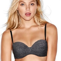 PINK Campus Strapless Light Lift Bra - PINK - Victoria's Secret