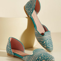 Well-Stepped Flat
