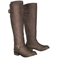 Women's Mossimo Supply Co. Kayce Tall Boots with Back Studs - Assorted Colors