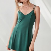 Silence + Noise Strappy Low-Back Mini Dress   Urban Outfitters