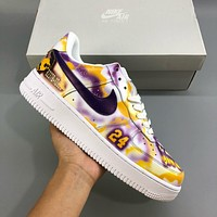 Nike Air Force 1 AF1 low-top wild men's casual sports shoes