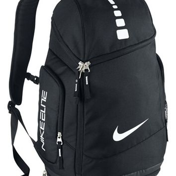 Boy's Nike 'Hoops Elite - Max Air' Water Resistant Backpack
