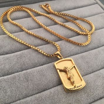 Jewelry New Arrival Gift Shiny Stylish Hot Sale Fashion Hip-hop Club Necklace [6542760835]