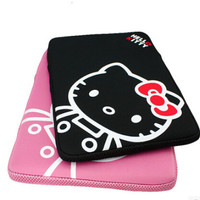 Laptop Bag HELLO KITTY 13 inch laptop sleeve case Cover bag for notebook for MacBook inchnotebook bag computer tablet