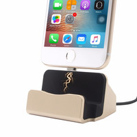 Charger Dock Magnetic Charger USB Cable Charger Dock For iPhone 5S SE 6S 7 Plus iPod Android Magnet Docking Station