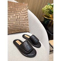 HOT33  Popular Summer Women's Flats Men Slipper Sandals Shoes
