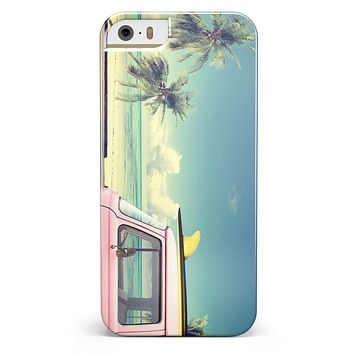 Beach Trip iPhone 5/5s or SE INK-Fuzed Case