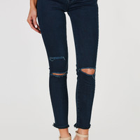 For A Slit Second Skinnies
