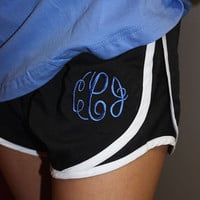 Sport Shorts - Youth Sizes - Monogrammed Gym Shorts