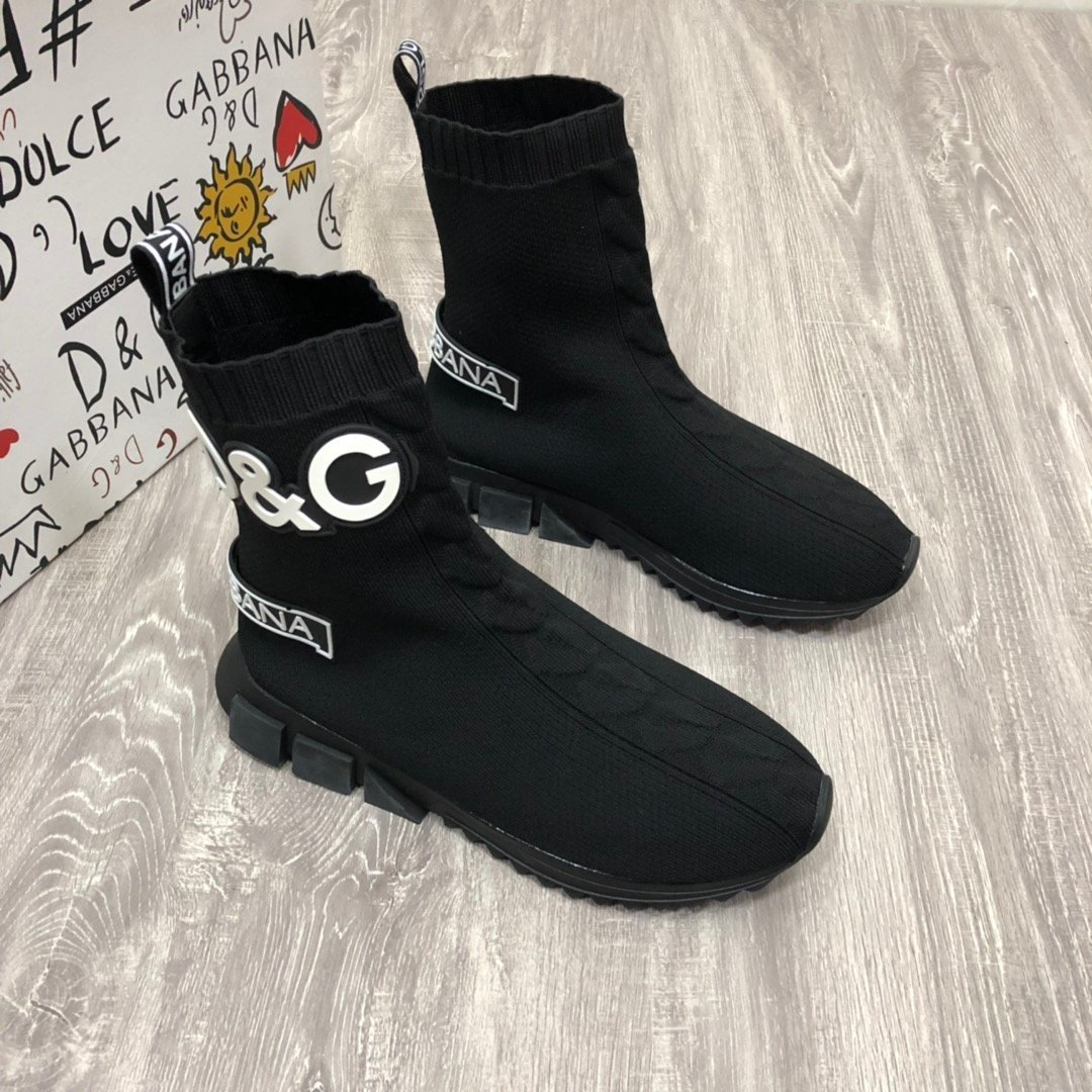 Image of DG Trending Women's Black Leather Side Zip Lace-up Ankle Boots   Shoes High Boots