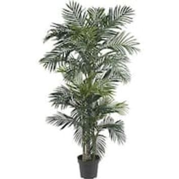 Areca Artificial Palm Tree | Overstock.com Shopping - The Best Deals on Silk Plants