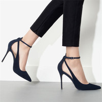 High Heel Pointed Toe Shoes = 4814778244