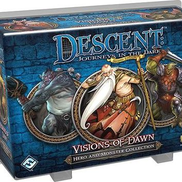 Descent: Visions of Dawn (Hero & Monster Collection)