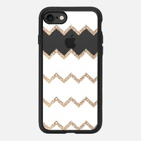 AVALON WHITE Crystal Clear iPhone Case iPhone 7 Hülle by Monika Strigel | Casetify