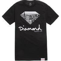 Diamond Supply Co Big City Fill T-Shirt at PacSun.com