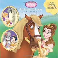 A Horse to Love Disney Princess