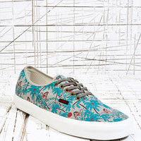 Vans Authentic Cali Hula Camo Trainers at Urban Outfitters