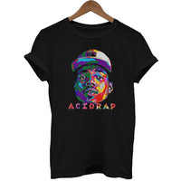Acid Rap Chance the Rapper shirt T Shirt Hip Hop Cocoa Butter Kisses Pusha Man 10 days TBSA92
