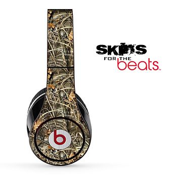 Real Woods Camouflage V7 Skin for the Beats by Dre Solo, Studio, Wireless, Pro or Mixr