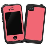 """Coral """"Protective Decal Skin"""" for LifeProof iPhone 4/4s Case"""