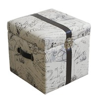 Kinfine Paris Storage Trunk
