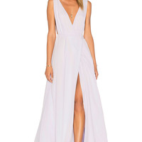 Lovers + Friends Leah Gown in Lavender | REVOLVE