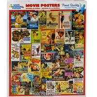 Movie Posters Puzzle