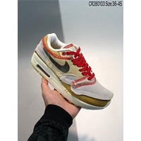 Nike Air Max 1 Premium Puerto Rico cheap Men's and women's nike shoes