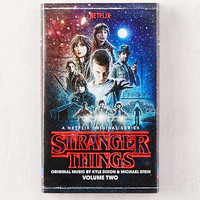 Kyle Dixon & Michael Stein - Stranger Things Soundtrack Vol. 2 Exclusive Cassette Tape | Urban Outfitters
