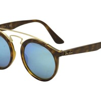 Ray Ban RB4256 RB/4256 6092/55 Matte Havana/Gold RayBan Sunglasses 49mm