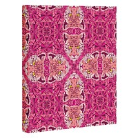 Chobopop Pink Panther Pattern Art Canvas