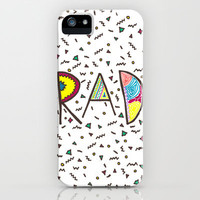 Rad iPhone & iPod Case by Chris Klemens
