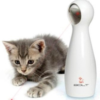 FroliCat BOLT Interactive Automatic Red Laser Pointer Pet Cat Dog Exercise Toy