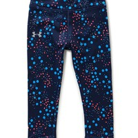 Under Armour Little Girls 2T-6X Astro-Dot Leggings | Dillards