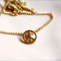 Peace  Wear It by sparklethots on Etsy