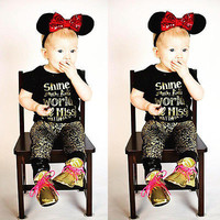 Fashion clothes for infant baby girl
