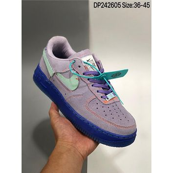 Nike AIR FORCE 1'07 ESS cheap Men's and women's nike shoes