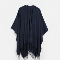 Pieces | Pieces Oversized Blanket Wrap at ASOS