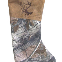 Camo Stocking Buck