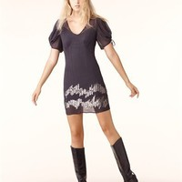 SEQUINED LIGHTNING DRESS - Juicy Couture